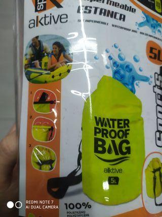 water bag bolsa agua