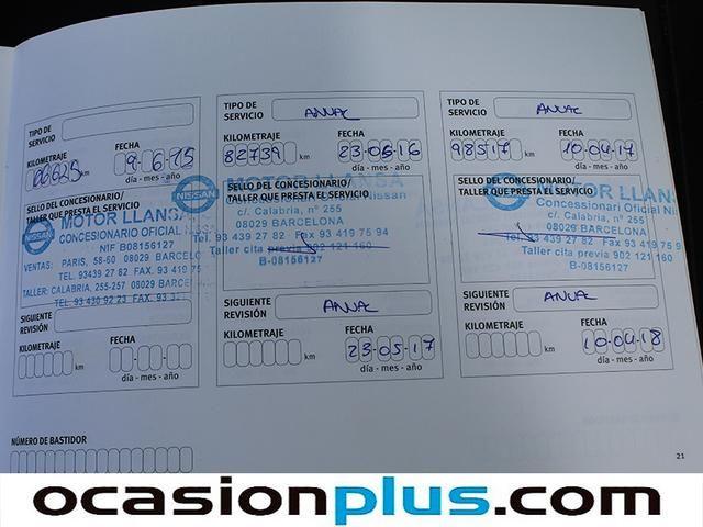Nissan Qashqai 2.0 TEKNA PREMIUM 4X2 18`` 103 kW (140 CV)