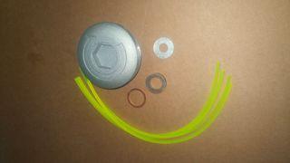 cabezal desbrozadora aluminio