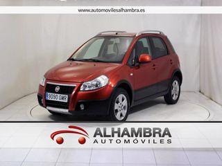 Fiat Sedici 1.9 8V MULTIJET DYNAMIC 4X4