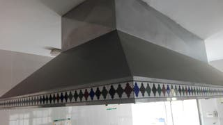 campana industrial cocina hosteleria