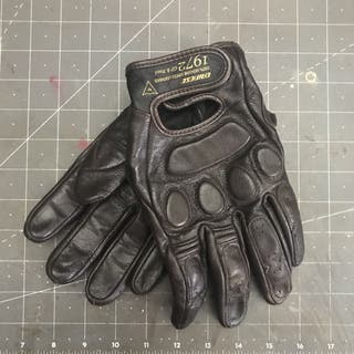 GUANTES DAINESE BLACKJACK MARRON