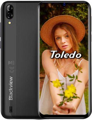 "Telefono movil libres Blackview A60 6"" 1gb ram 16g"