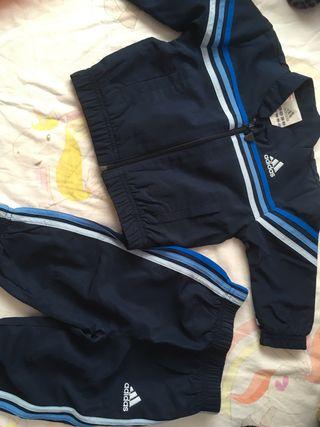 Chandal Bebé Adidas