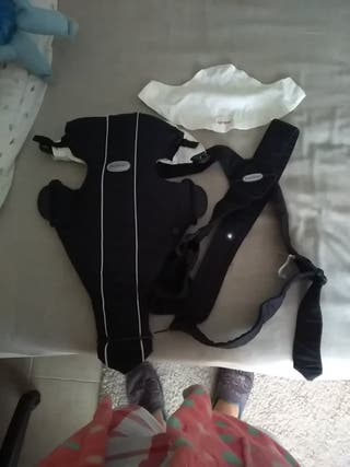 Mochila porta bebe Babybjorn