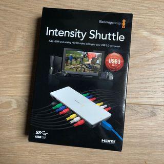 Tarjeta capturadora BlackMagic Intensity USB3