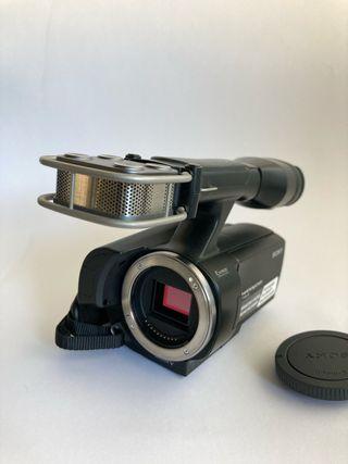 Videocámara Sony NEX VG-1