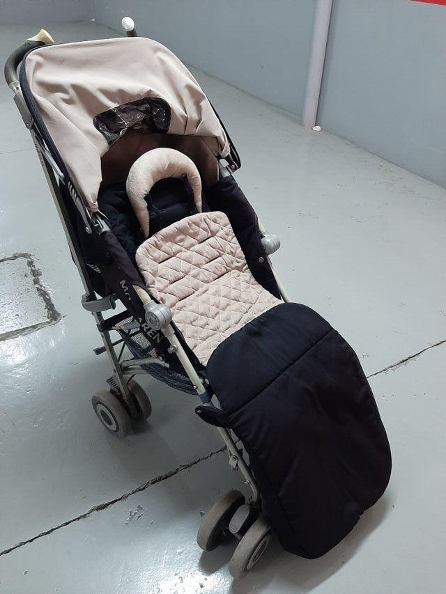 Maclaren Tecno XT - Cochecito bebe - Silla de pase