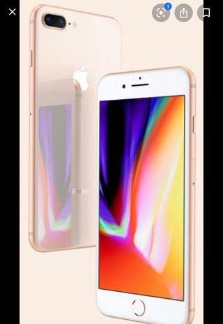 iPhone S8 plus