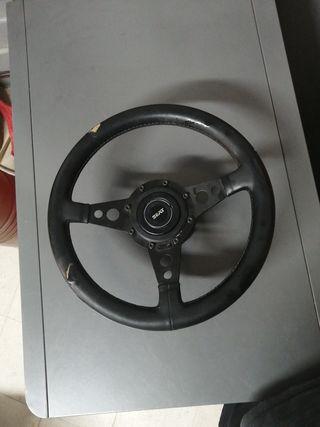volante seat de época volante para seat 127,1430,124,131,132,850,ritmo, ronda... 1970