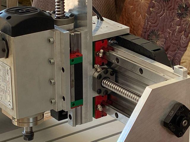 Proyecto Fresadora CNC router.