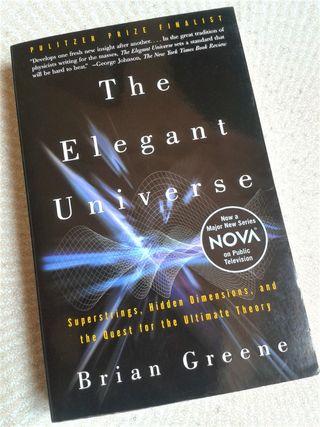 Libro Nuevo The Elegant Univers Pullitzer