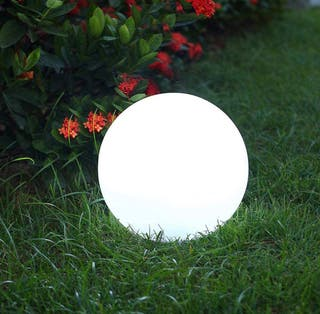Lámpara globo 40 cm