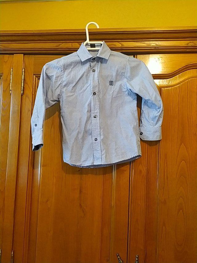 Camisa Marca Nelblu Talla 3 años