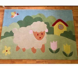 alfombra infantil de 1,70X1,20
