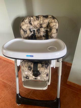 Trona de bebé due