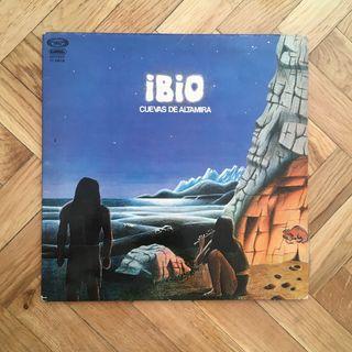 Vinilo rock progresivo Ibio Cuevas De Altamira
