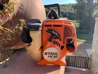 Stihl fs 38 desbrozadora corta filos