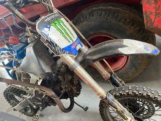 Se vende pit bike 160