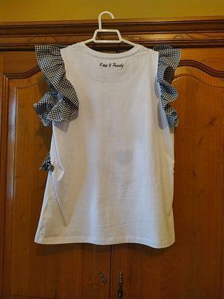 Camiseta Keep and Trendy talla M