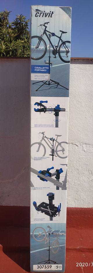 Banco trabajo bicicleta