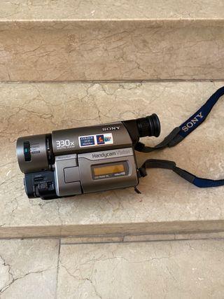 Sony videocámara CCD-TRV46E PAL