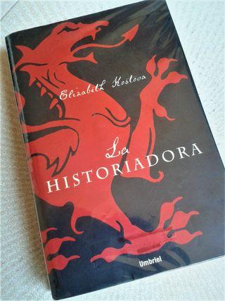 Libro Bestseller La Historiadora Drácula