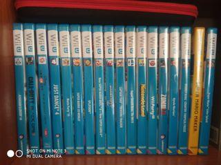 Juegos de Nintendo Wii U buen estado