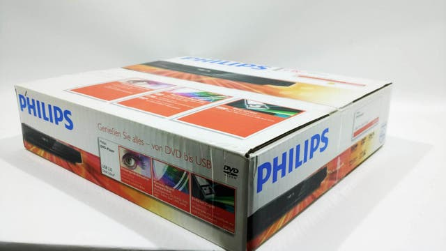 Reproductor DVD Philips DVP2850/12 N 100310