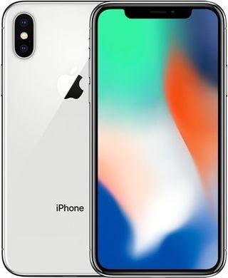 IPhone X 64GB Blanco Plata