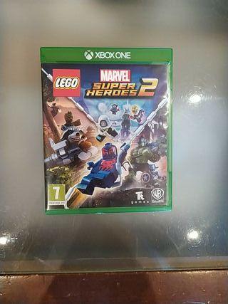 LEGO marvel super héroes 2 Xbox One
