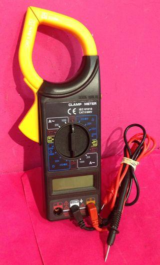 POLIMETRO IEC 61010