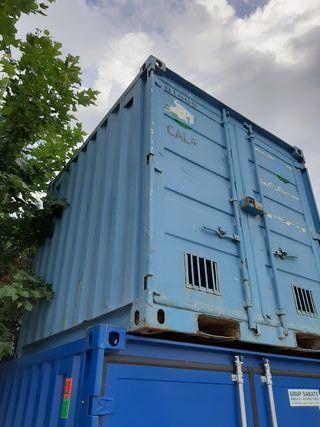 container pequeño