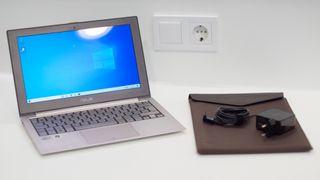 Portátil Ultra delgado ASUS ZenBook