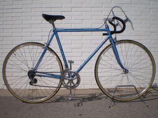 Bicicleta Clásica Carretera Record Sport