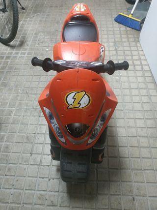 moto grande para niños