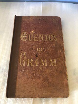 Grimm, Cuentos escogidos de los Hermanos Grimm