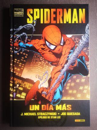 SPIDERMAN - Un día mas - Marvel Deluxe - MARVEL
