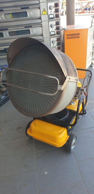 Cañón calefactor
