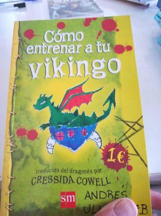 como entrenar a tu Viking o. Cressida Cowell