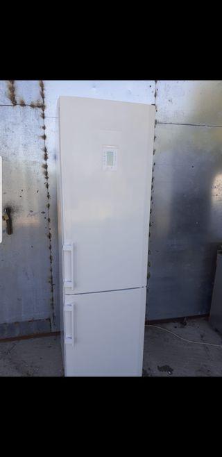 frigorífico eletrolux 2 metro no frost blanco semi