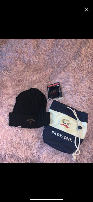 Paul & Shark Beanie Hat - Brand New