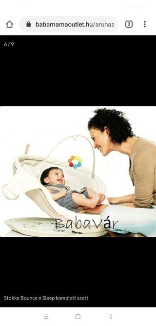 Hamaca bebé Stokke