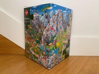 REGALO Puzzle de 1000 piezas