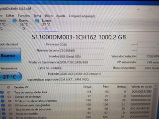 Disco duro 1Tb SEAGATE ST1000DM003