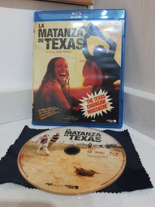 la matanza de texas bluray