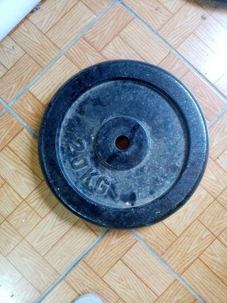 pesas sueltas