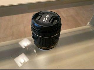 Objetivo Nikon, 18-55 AF-P