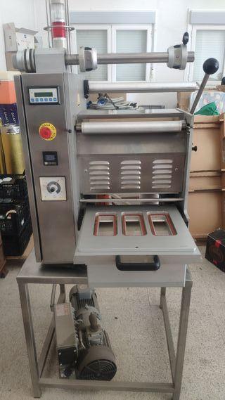 Maquina termoselladora sándwiches