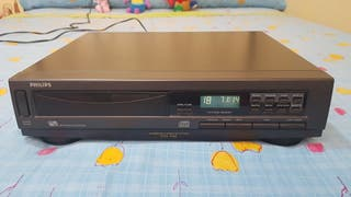 reproductor de cd philips cd 162 compact disc